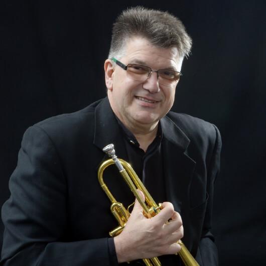 Renato Pante insegnante di tromba