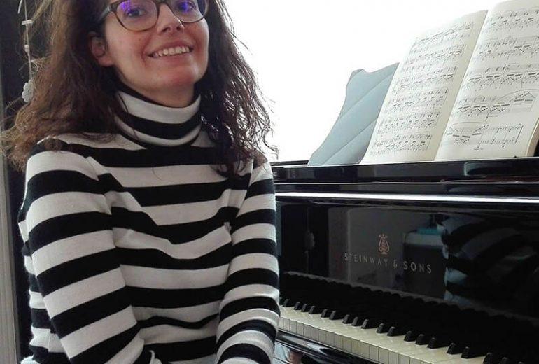 Giulia Berveglieri insegnante di pianoforte
