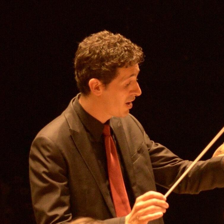 Ivan Villanova insegnante di clarinetto e direzione