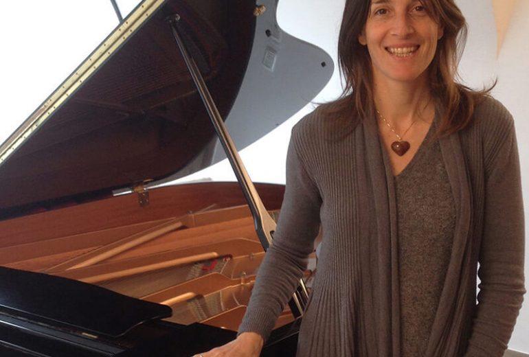 Sabina Canova insegnante di pianoforte