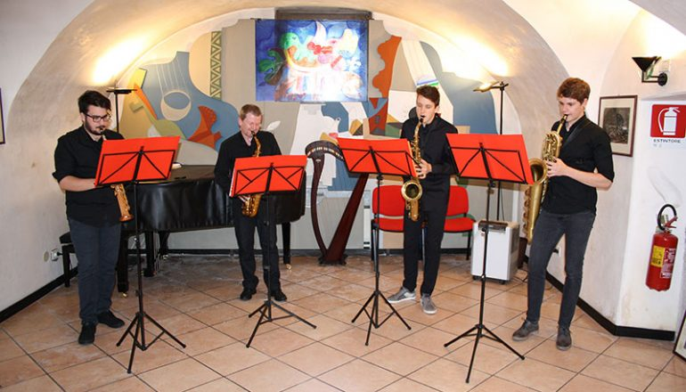 Quartetto di sassofoni