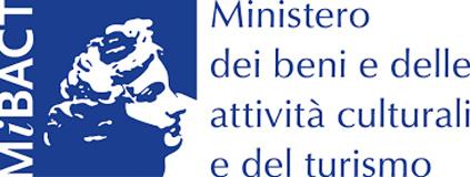 Logo Ministero dei beni e delle attività culturali e del turismo