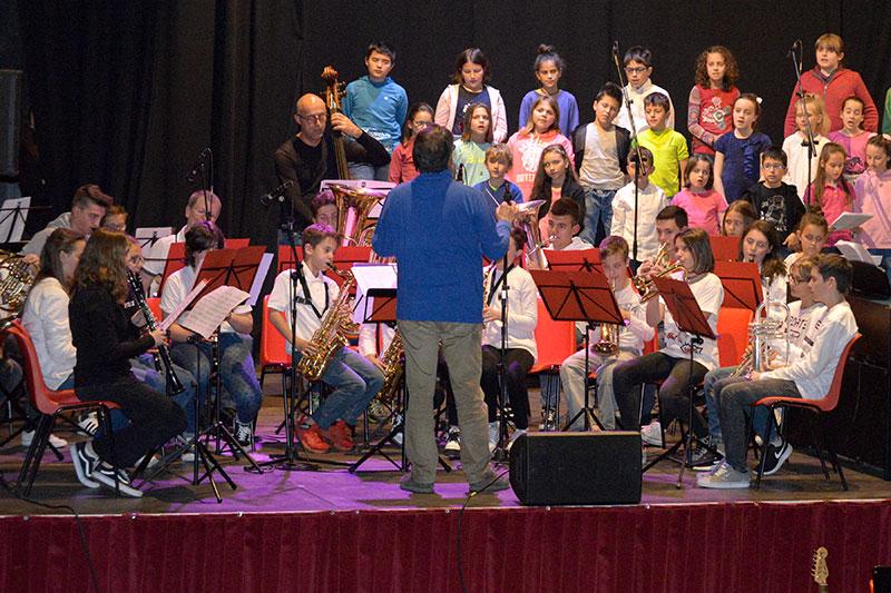 Orchestra di fiati della scuola