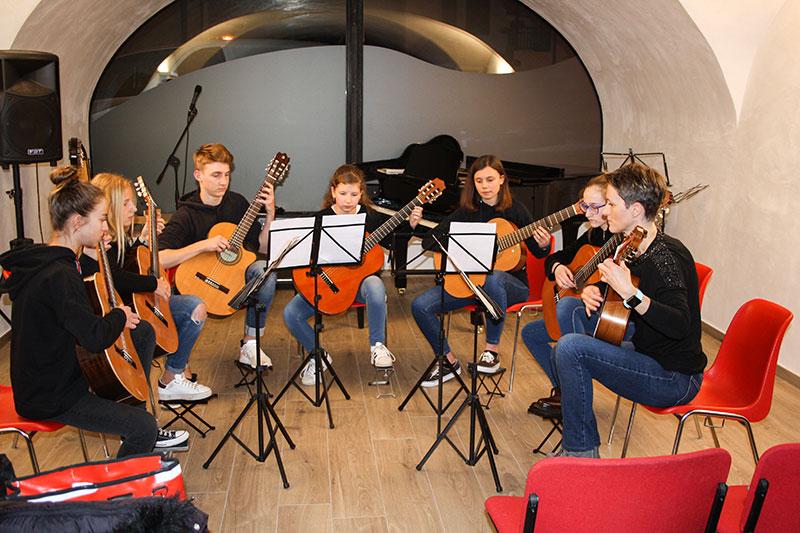 Ensemble di chitarra classica