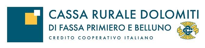 Logo Cassa Rurale Dolomiti di Fassa Primiero e Belluno
