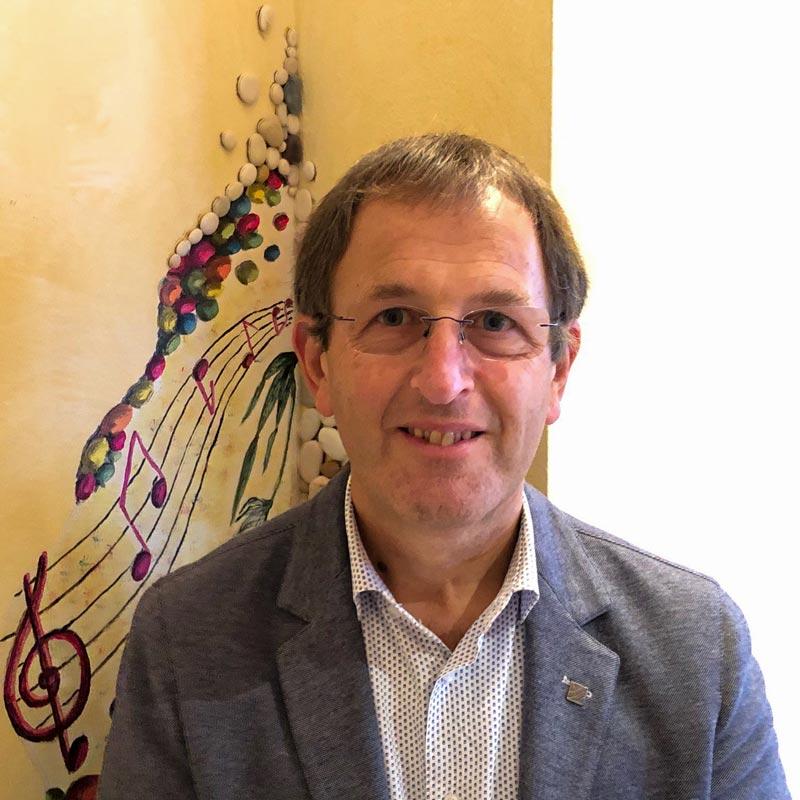 Paolo Scalet direttore della scuola