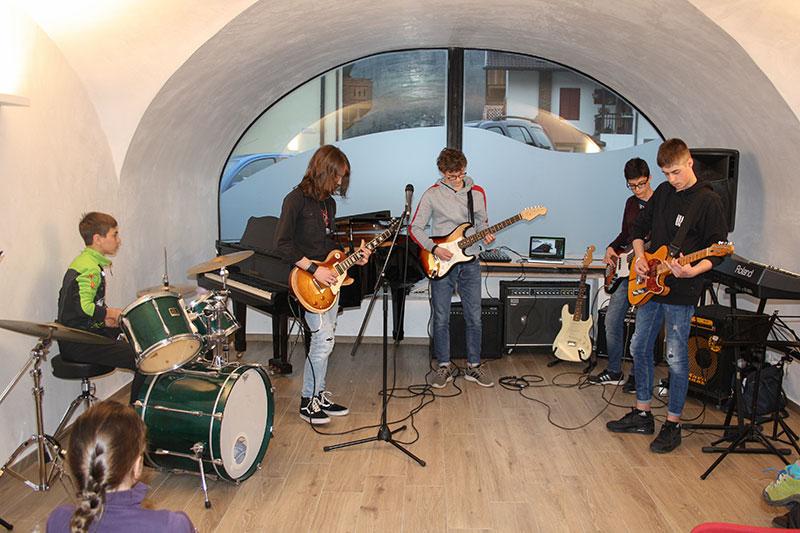 Band musica moderna